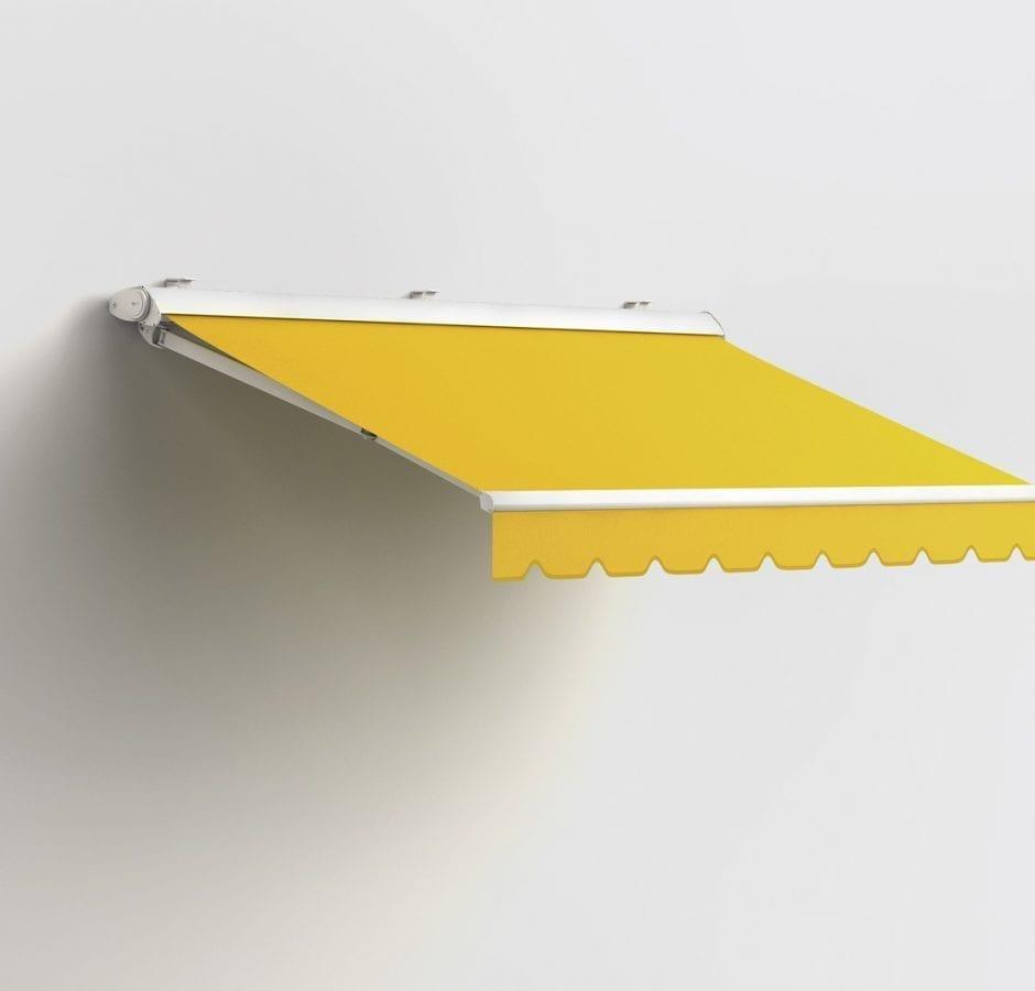 Tenda da sole cassonata Flex Box di Pratic