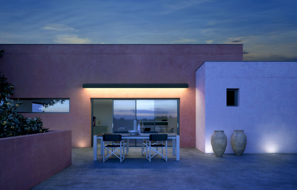 T-Code Pratic con illuminazione integrata a led accesi