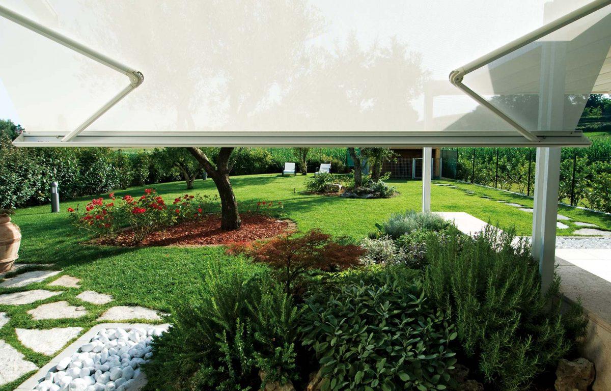 Tenda da sole per giardino Ellisse
