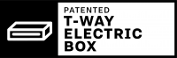 Pratic Brevetto T-way Electric Box