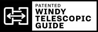 Pratic Brevetto Windy Telescopic Guide