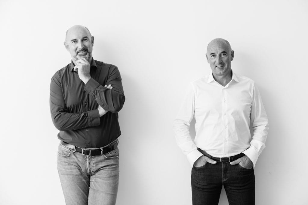 Dino & Edi Orioli, President and Vicepresident of Pratic F.lli Orioli SpA
