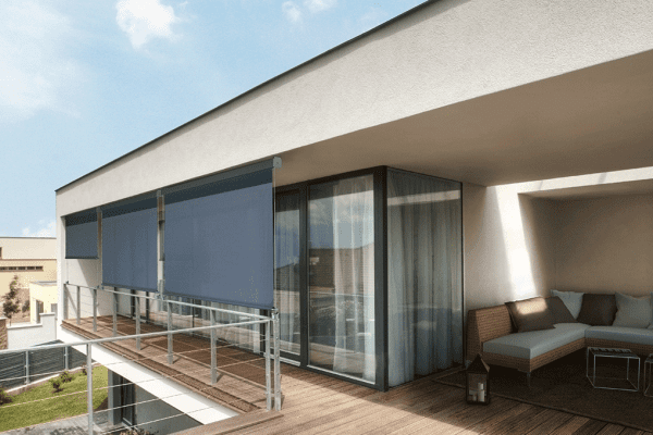 tende per balconi t-square