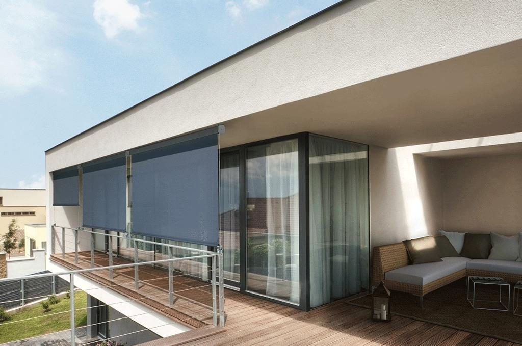 tenda da sole per balconi t-square