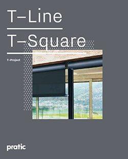 T-Line | T-Square